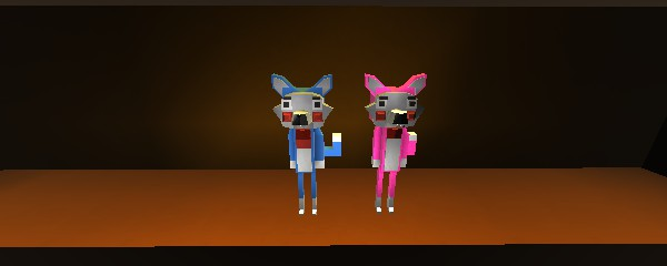 Five nights at candy s kogama social builder