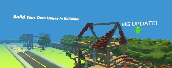 Build your own house in kogama kogama play create - Build and design your own home game ...