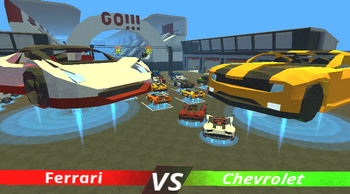 WORLD RACING   KoGaMa   Play, Create And Share Multiplayer Games