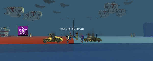 Fun Boys Vs Girls Games : Cool Boys VS Cool Girls? - KoGaMa - Play, Create And Share ...