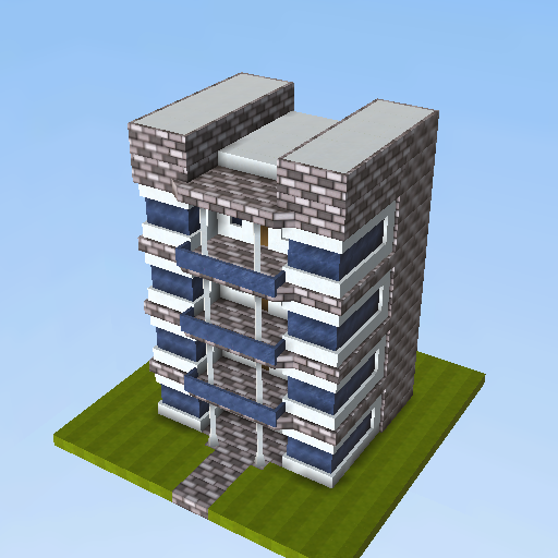 Apartment kogama play create and share multiplayer games for The model apartment play