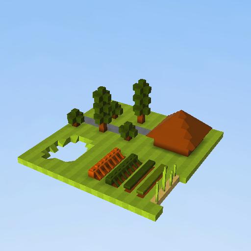 Maison minecraft kogama play create and share multiplayer games - Maison minecraft design ...