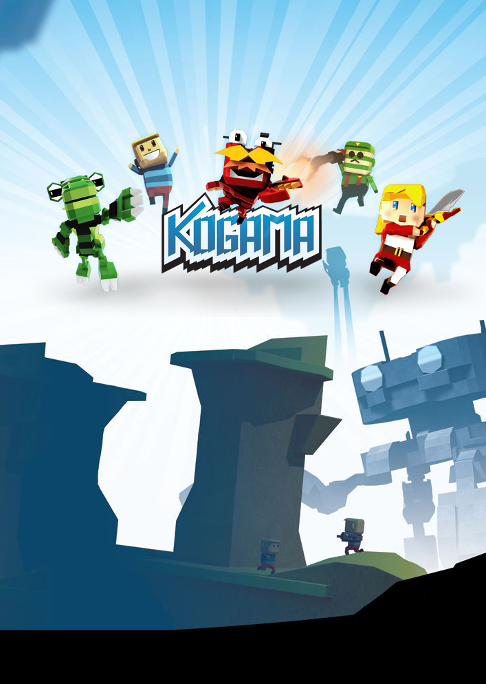 KoGaMa - Play, Create And Share Multiplayer Games