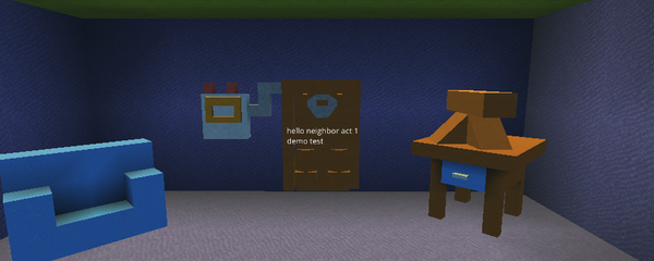 hello neighbor act 1 - KoGaMa - Play, Create And Share