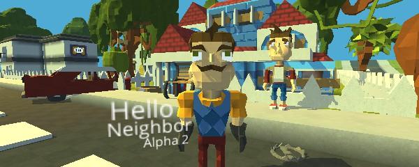 Hello NeighborAlpha KoGaMa Play Create And Share - Minecraft hello neighbor spielen
