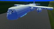 Kogama: Plane-Parkour