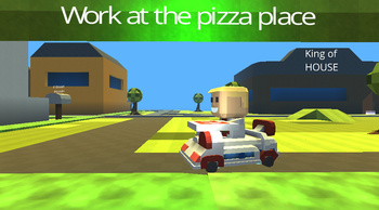 T Lab Work At The Pizza Place Read Desc Kogama Play Create