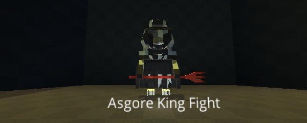Asgore King Fight - KoGaMa - Play, Create And Share