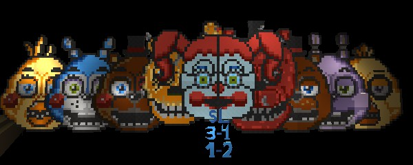 UPDATE Five Nights at Freddy's 1 2 3 4 5 - KoGaMa - Play