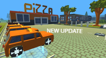 Work at a Pizza Place - KoGaMa - Play, Create And Share