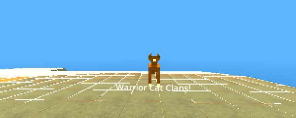 Warrior Cat Clans! - KoGaMa - Play, Create And Share