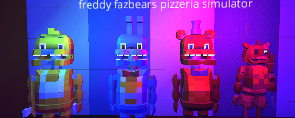 freddy fazbears pizzeria simulator - KoGaMa - Play, Create