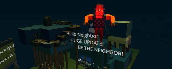 Hello Neighbor Alpha Update KoGaMa Play Create And - Minecraft hello neighbor spielen