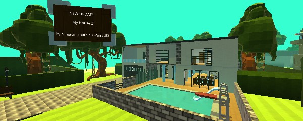 My House Z Kogama Play Create And Share Multiplayer Games