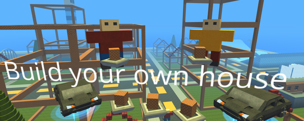 Build Your Own House Kogama Play Create And Share Multiplayer Games