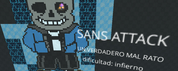 sans attack - KoGaMa - Play, Create And Share Multiplayer Games