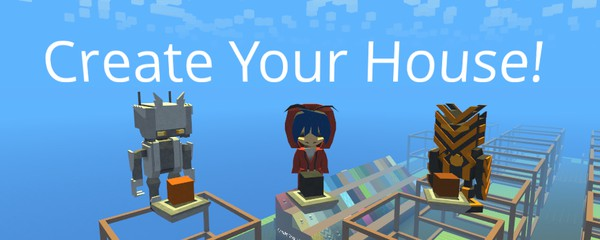 Create Your House Kogama Play Create And Share Multiplayer Games