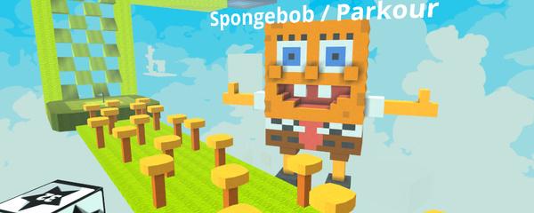 Spongebob / Parkour - KoGaMa - Play, Create And Share