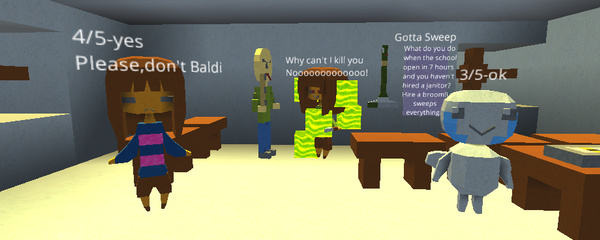 Baldi's Basics in Education and Learning - KoGaMa - Play