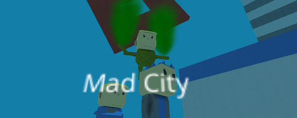 Mad City Lite From Roblox Kogama Play Create And Share