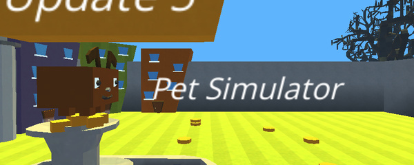 60% and Sorry for Xmas update]Pet Simulator! - KoGaMa - Play