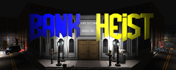 Bank Heist Kogama Play Create And Share Multiplayer Games
