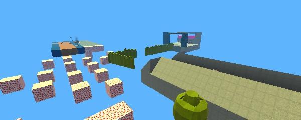 Minecraft Team Skywars DEMO KoGaMa Play Create And Share - Minecraft skywars spiele