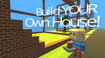 Build Your Own House Kogama Play Create And Share Multiplayer