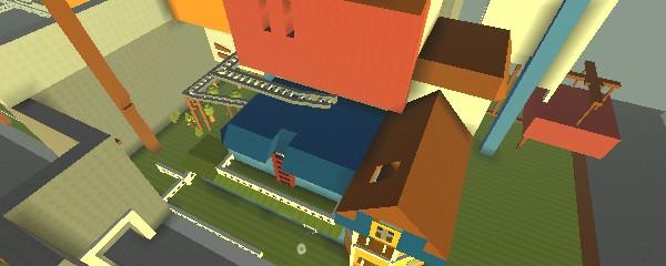 Roblox Hello Neighbor Alpha 1 Hello Neighbor Kogama Play Create And Share Multiplayer Games