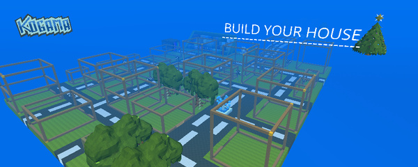 Build Your House Kogama Play Create And Share Multiplayer Games
