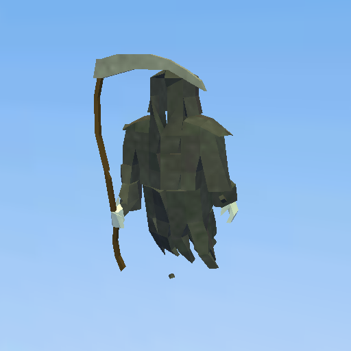 Grim Reaper (Halloween avatar) - KoGaMa - Play, Create And