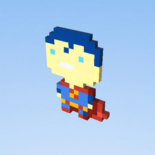 Superman Kogama Play Create And Share Multiplayer Games