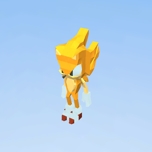 Classic Super Sonic Kogama Play Create And Share Multiplayer Games